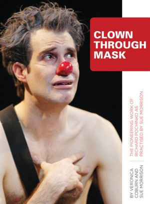 Clown Through Mask Book Cover